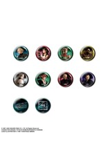 Square Enix Final Fantasy VII Remake Pin Badge Collection
