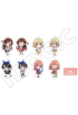 Movic Rent A Girlfriend Keychain/Acrylic Stand Movic