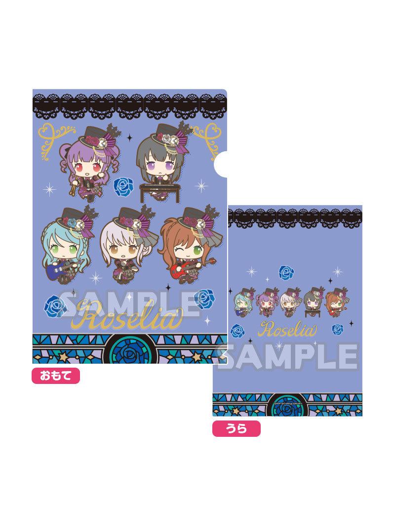 Bushiroad BanG Dream x Sanrio Clear File
