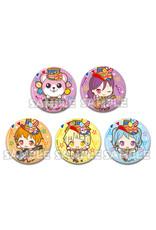 Bushiroad BanG Dream X Sanrio Can Badge Hello Happy World