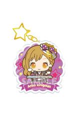 Bushiroad BanG Dream x Sanrio Keychain (Poppin' Party)