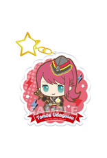 Bushiroad BanG Dream x Sanrio Keychain (Afterglow)