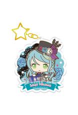 Bushiroad BanG Dream x Sanrio Keychain (Roselia)