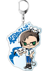 Contents Seed Hypnosis Mic Sanrio Remix Deka Keychain Animal Vers.