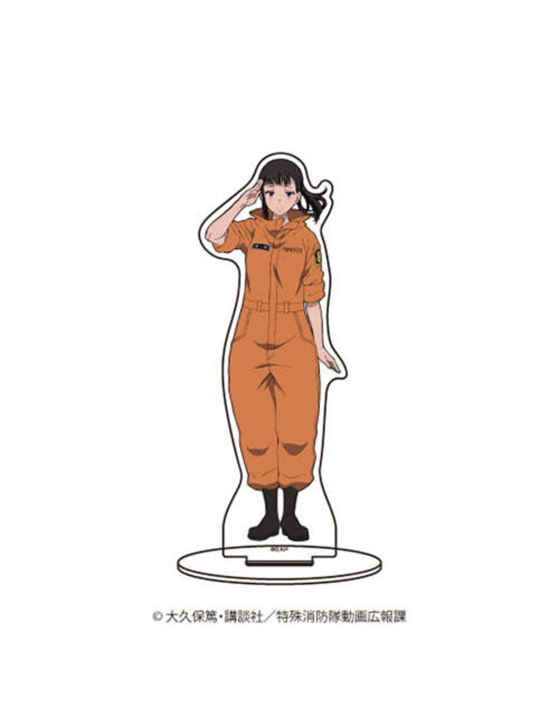 Fire Force Acrylic Stand