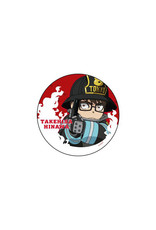 Fire Force Can Badge DMM