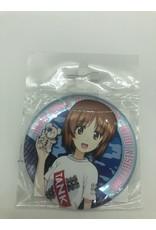 Bandai Namco Girls Und Panzer Cross Tank Mag Badge