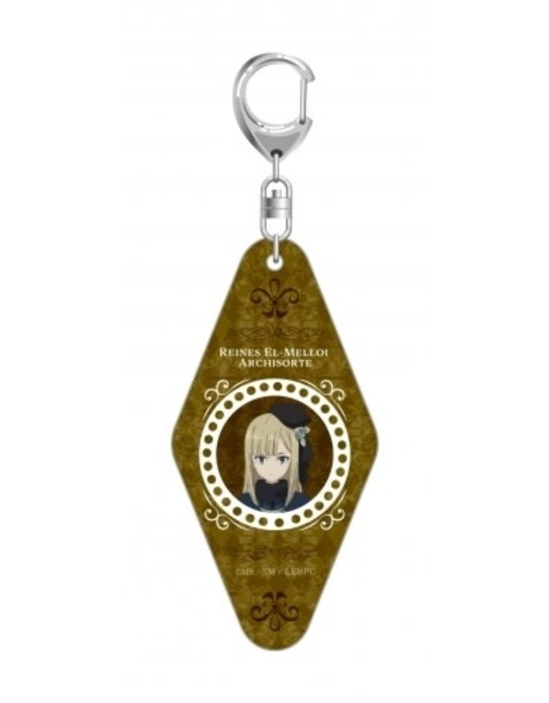 Case Files of Lord El-Melloi II Motel Style Keychain