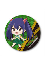 Fairy Tail Can Badge Wendy