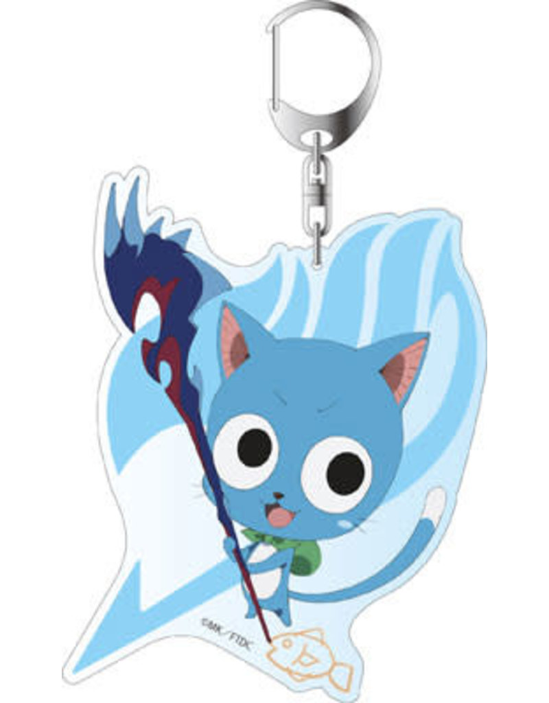 Contents Seed Fairy Tail Dragon Cry Deka Keychain Happy
