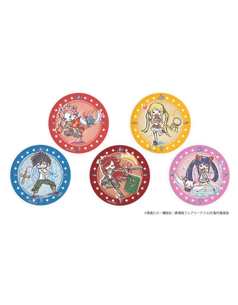 Fairy Tail Dragon Cry GraffArt Can Badge