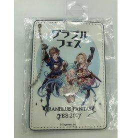 Granblue Fantasy FES 2017 Passcase