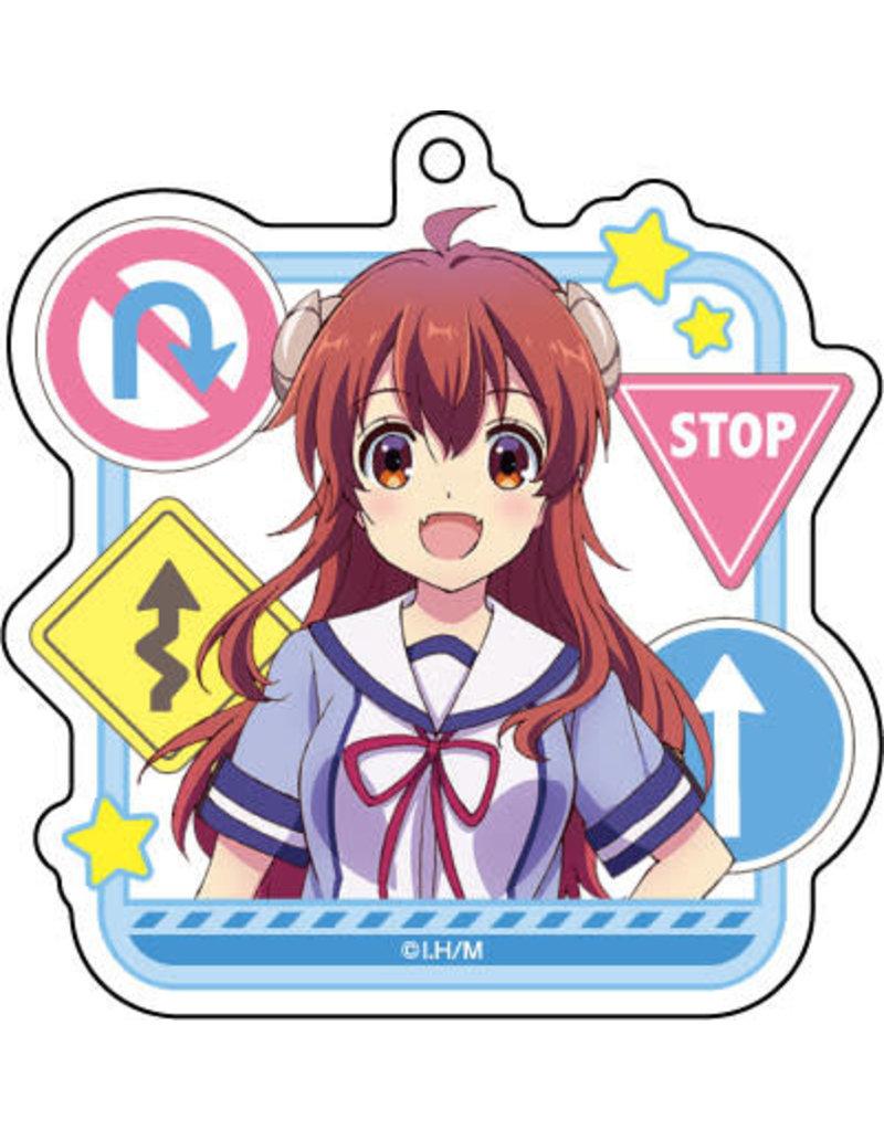 Medicos Machikado Mazoku Acrylic Keychain