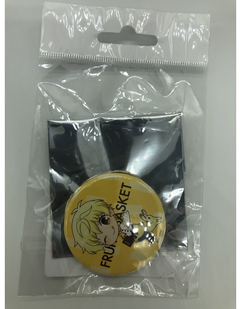 Fruits Basket Cafe Can Badge