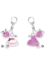 Gift Idolm@ster Shiny Colors Alstroemeria Outfit Keychain