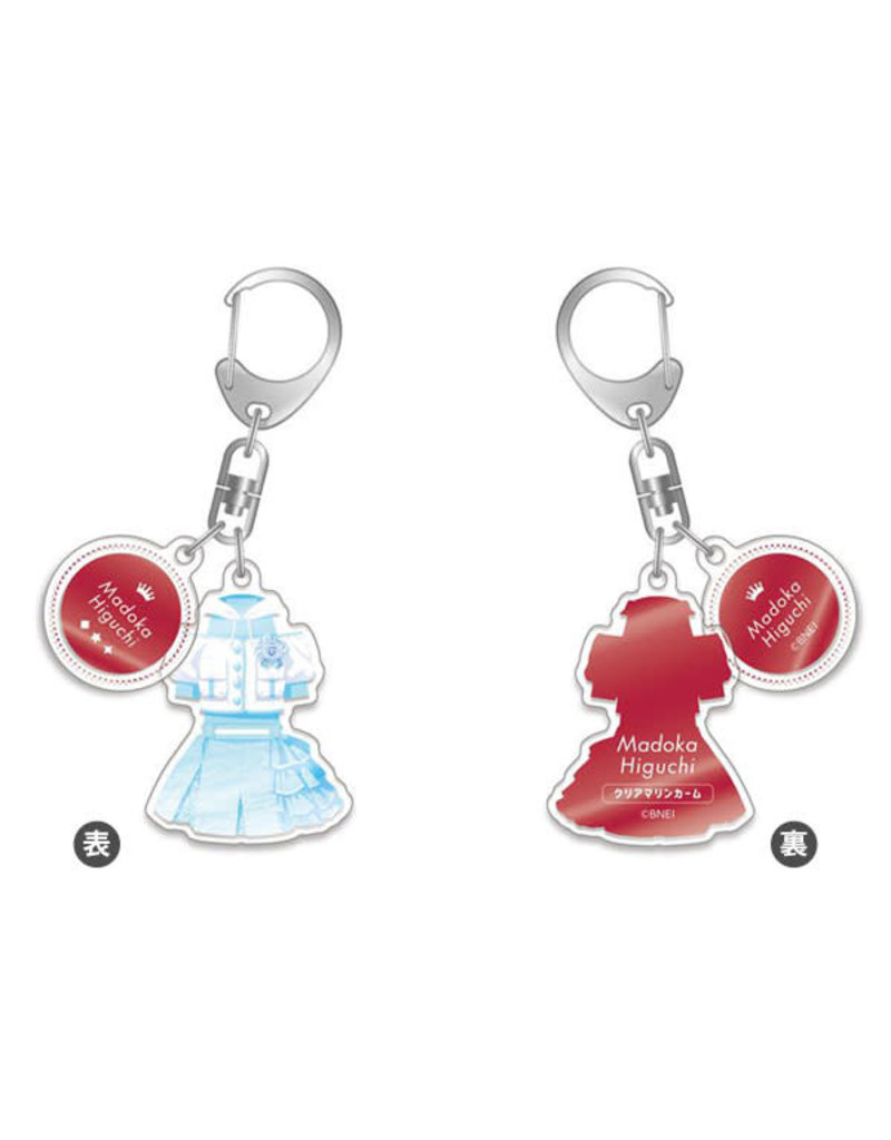 Gift Idolm@ster Shiny Colors Noctchill Outfit Keychain