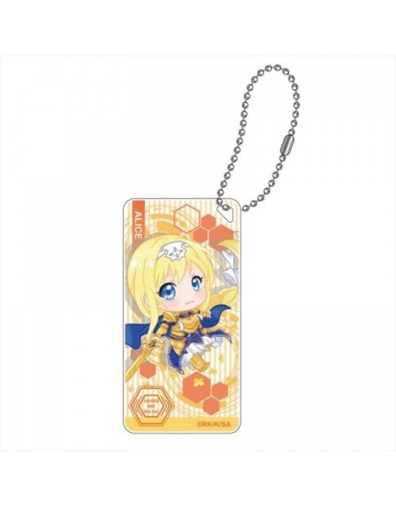 Sword Art Online Aliceation Arc Alice Domiterior Keychain