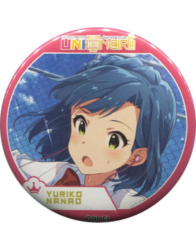 Bandai Namco Idolm@ster Million Live 6th Princess Stars Can Badge