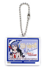 Bandai Namco Idolm@ster ML Memories of UNI-ON@IR Acrylic Charm Princess