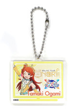 Bandai Namco Idolm@ster ML Memories of UNI-ON@IR Acrylic Charm Angel