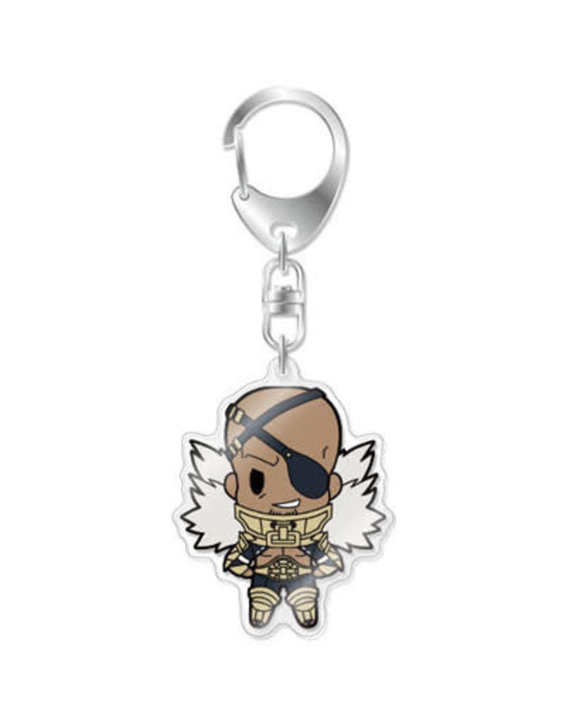 Fire Emblem Awakening Acrylic Keychain Basilio*