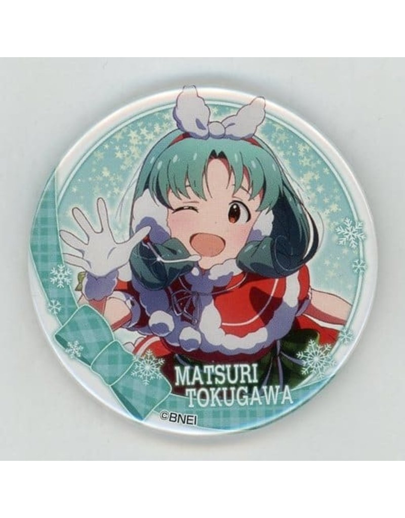Tokyu Hands Idolm@ster Million Live Tokyu Hands Christmas Can Badge Vol 1A