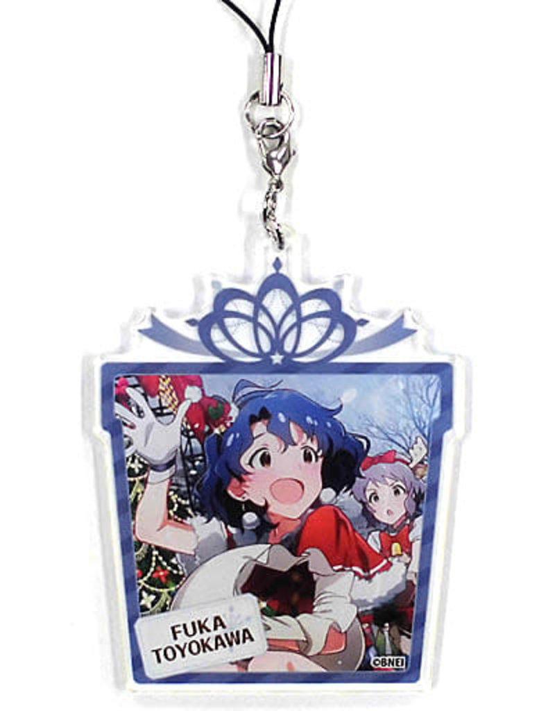 Tokyu Hands Idolm@ster Million Live Tokyu Hands Christmas  Acrylic Charm 1A