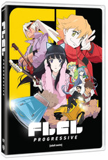 Warner Bros. FLCL Progressive DVD