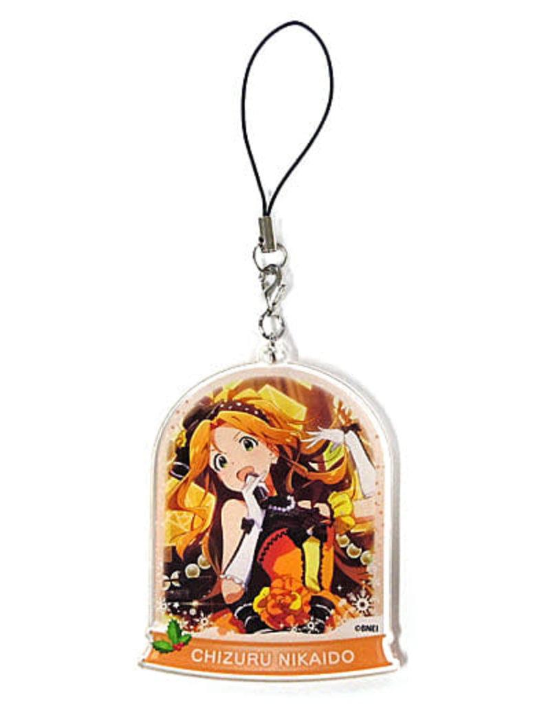 Tokyu Hands Idolm@ster Million Live Tokyu Hands Christmas Acrylic Charm 2B