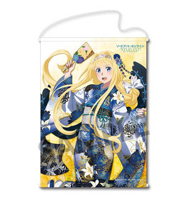 Hobby Stock Alice Sword Art Online Alicization Haregi Ver. B2 Wallscroll