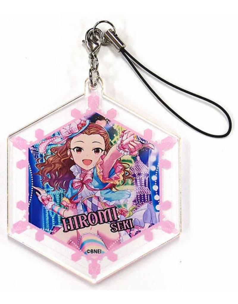 Tokyu Hands Idolm@ster Cinderella Girls Tokyu Hands Christmas Acrylic Charm 2A