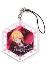 Tokyu Hands Idolm@ster Cinderella Girls Tokyu Hands Christmas Acrylic Charm 2B