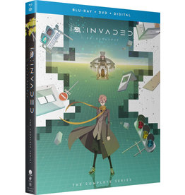 Funimation Entertainment ID: INVADED Blu-Ray/DVD