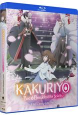 Funimation Entertainment Kakuriyo Bed & Breakfast For Spirits Complete Series Blu-Ray