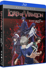 Funimation Entertainment Lord Of Vermilion The Crimson King Essentials Blu-Ray