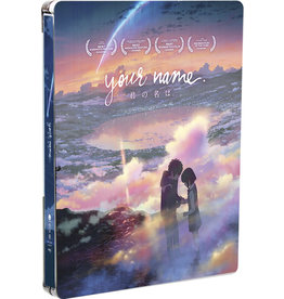 Funimation Entertainment Your Name Steelbook Blu-Ray