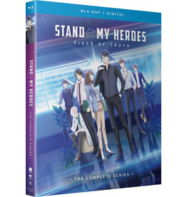 Funimation Entertainment Stand My Heroes Piece Of Truth Blu-Ray