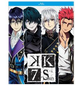 Viz Media K Seven Stories Blu-Ray