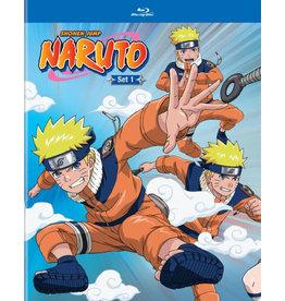 Viz Media Naruto Set 1 Blu-Ray