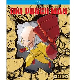 Viz Media One-Punch Man Season 2 Blu-Ray
