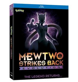 Viz Media Pokemon The Movie Mewtwo Strikes Back Evolution Blu-Ray