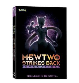 Viz Media Pokemon The Movie Mewtwo Strikes Back Evolution DVD