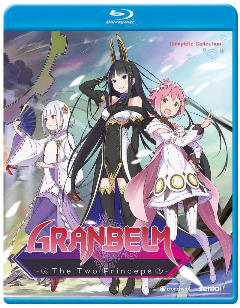 Sentai Filmworks Granbelm Blu-Ray