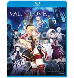 Sentai Filmworks Val X Love Blu-Ray