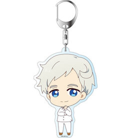 Promised Neverland Deka Keychain