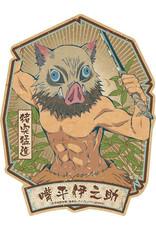 Ensky Demon Slayer Travel Sticker
