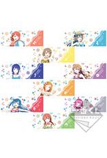 Bandai Love Live! 9th Anniversary Ichibankuji Towel Nijigasaki HS