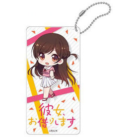 Rent a Girlfriend Petitkko Acrylic Keychain