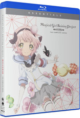 Funimation Entertainment Magical Girl Raising Project Essentials Blu-ray