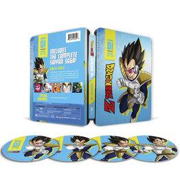 Funimation Entertainment Dragon Ball Z Season 1 Steelbook Blu-ray